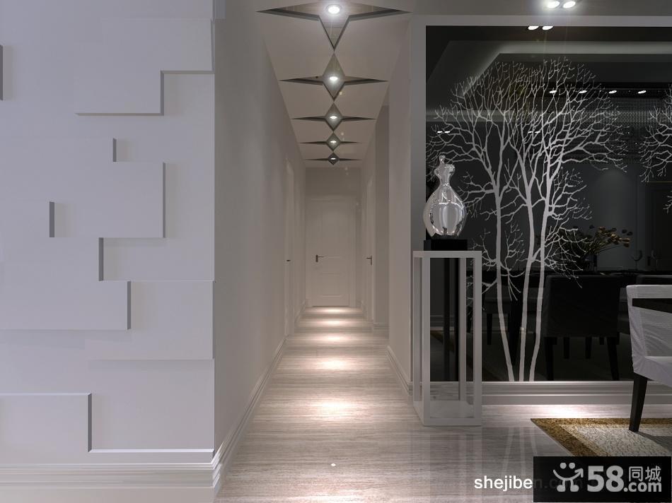 中式卧室飘窗设计图