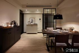 简约设计装饰家居餐厅室内图片