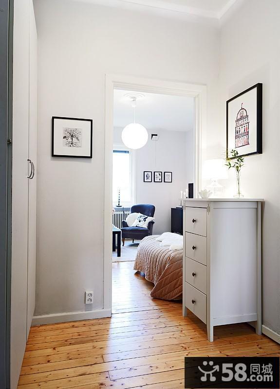 卧室飘窗窗帘款式