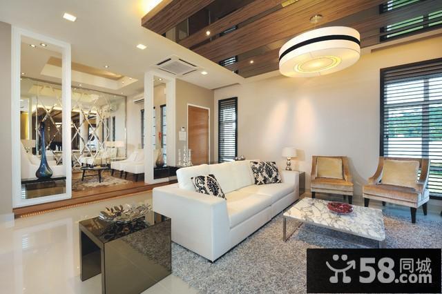 客厅吊顶设计方案