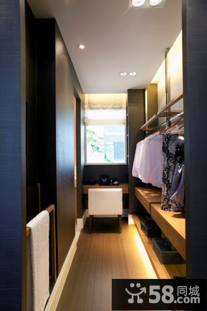 卧室订制衣柜效果图