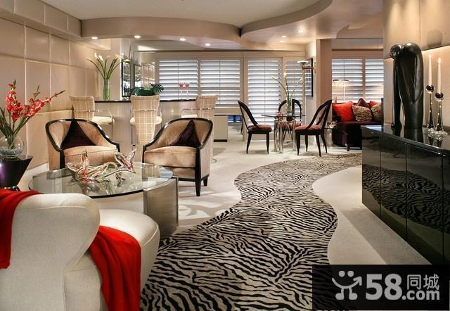 8平米小客厅装修图
