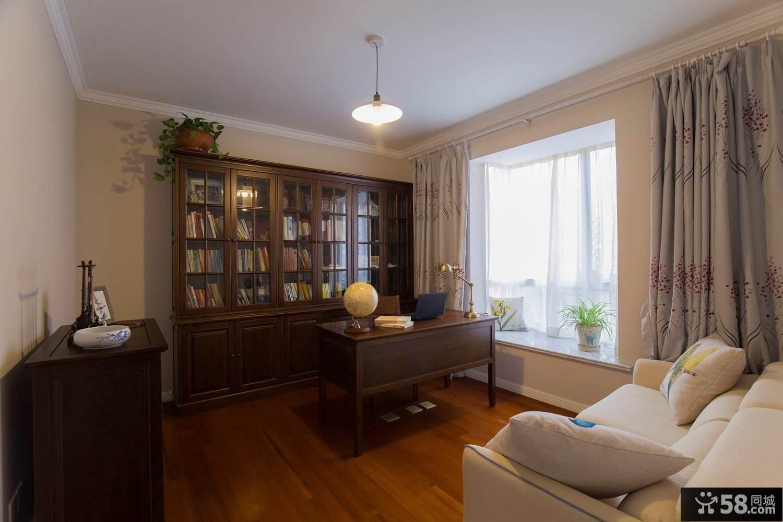 现代简约客厅电视墙设计