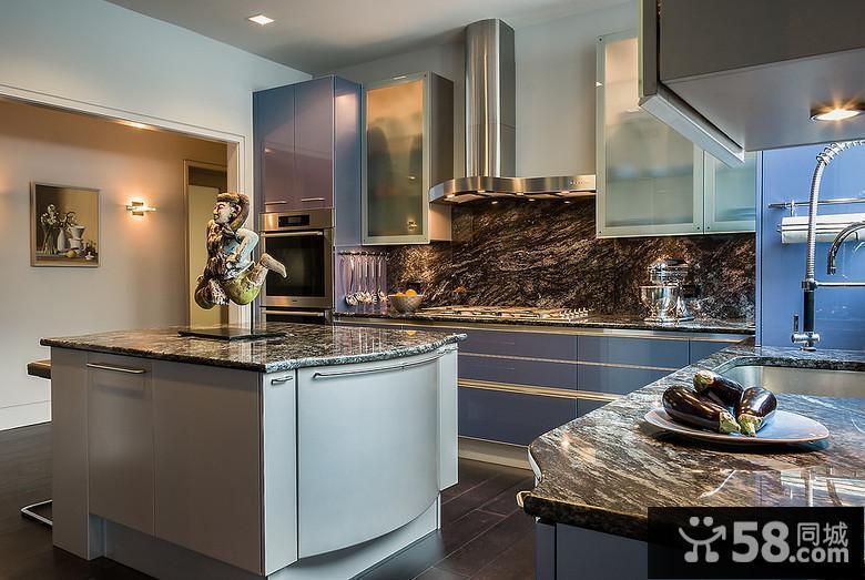 欧式厨房装修设计