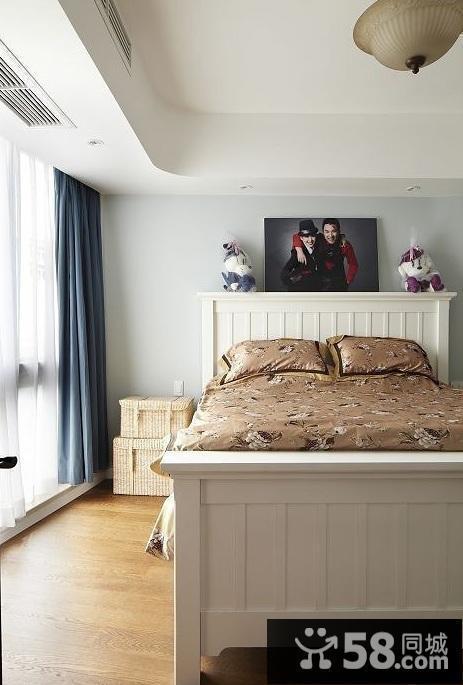 卧室顶墙纸