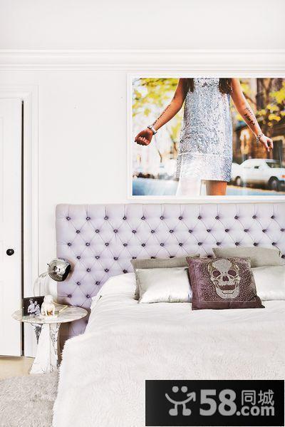 现代简约风格卧室壁纸
