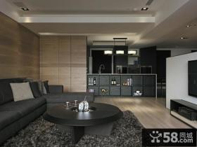 后现代风格客厅设计效果图大全