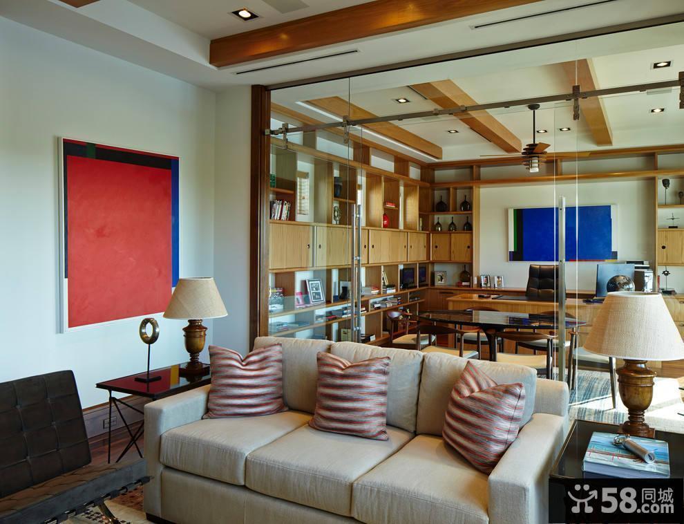美式房屋装修风格