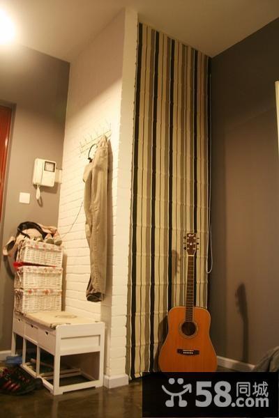 四室两厅现代简约风格装修图片