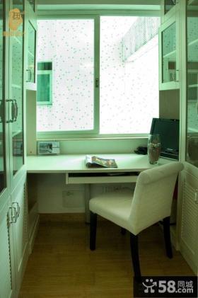 日式家装设计书房图片欣赏