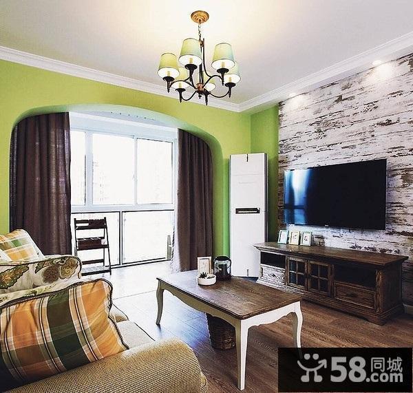 小居室客厅简约风格图片