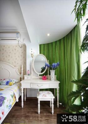卧室梳妆台效果图图片