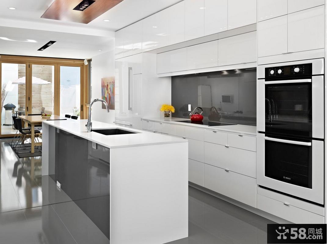 纯欧式厨房