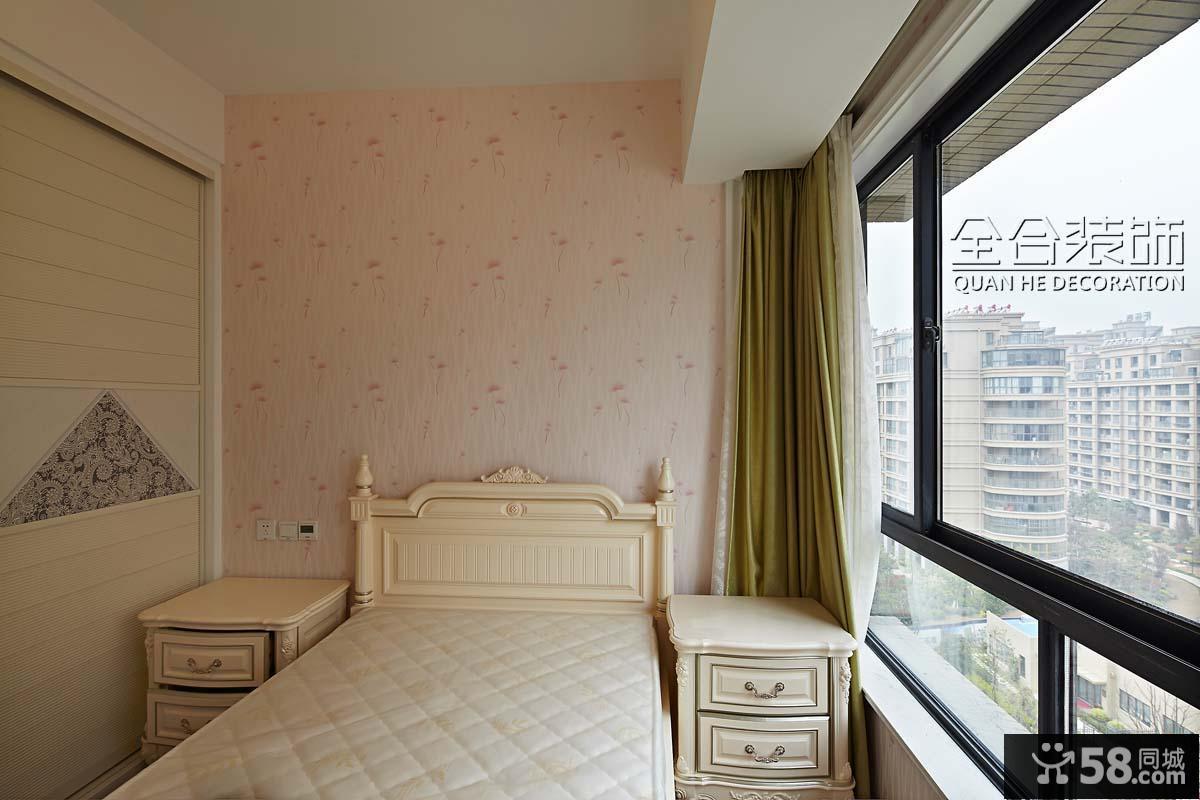 简装欧式风格家庭儿童房装修效果图