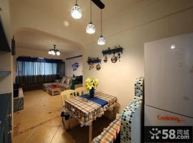 地中海家居餐厅装修图片