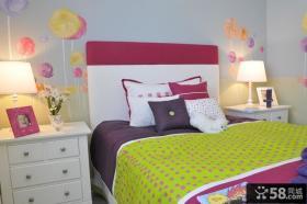 田园儿童房装修效果图大全2012图片