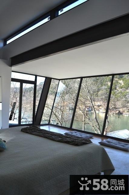 简约现代风格沙发背景墙