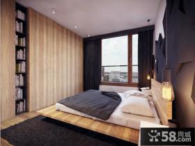 家庭装修日式卧室图片欣赏