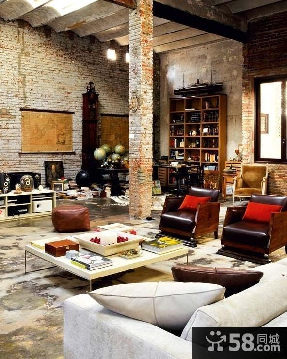 室内装修美式风格