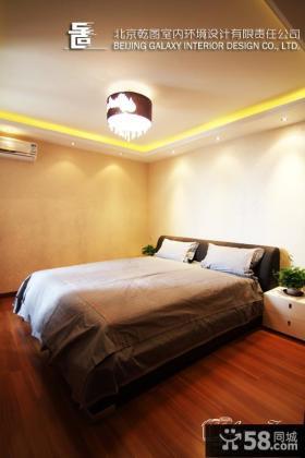 现代风格卧室装修效果图大全图