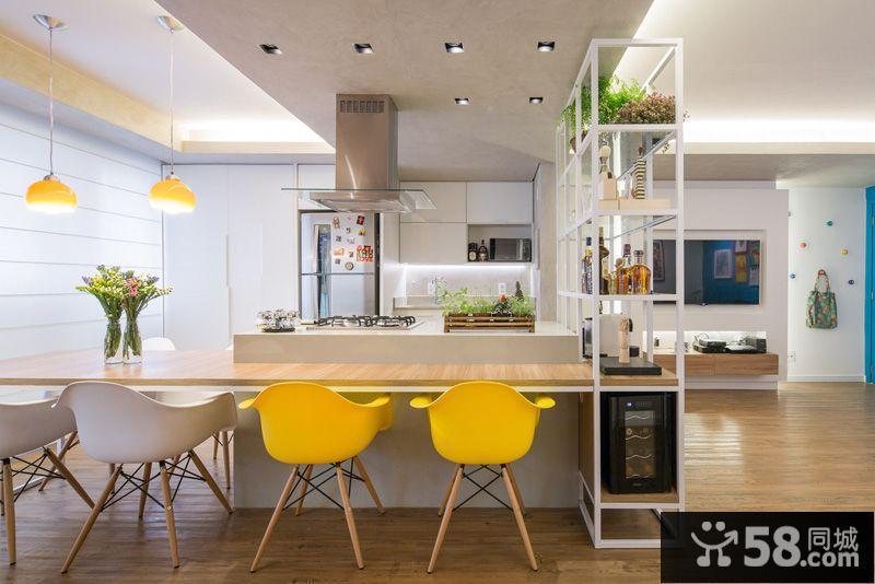 八平米厨房装修效果图