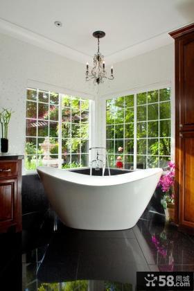 卫生间浴室装修图片