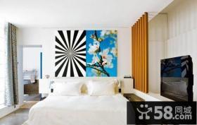 三室两厅卧室装修效果图