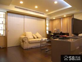 现代风格别墅室内客厅装饰设计图片