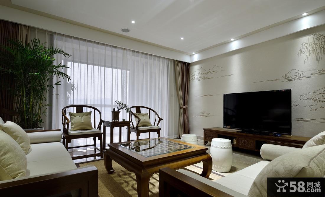 小户型客厅装饰效果图