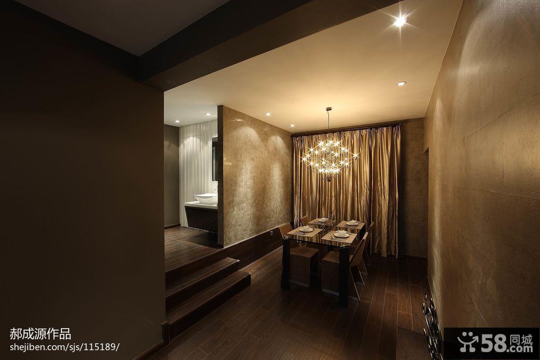 现代风格卧室背景墙