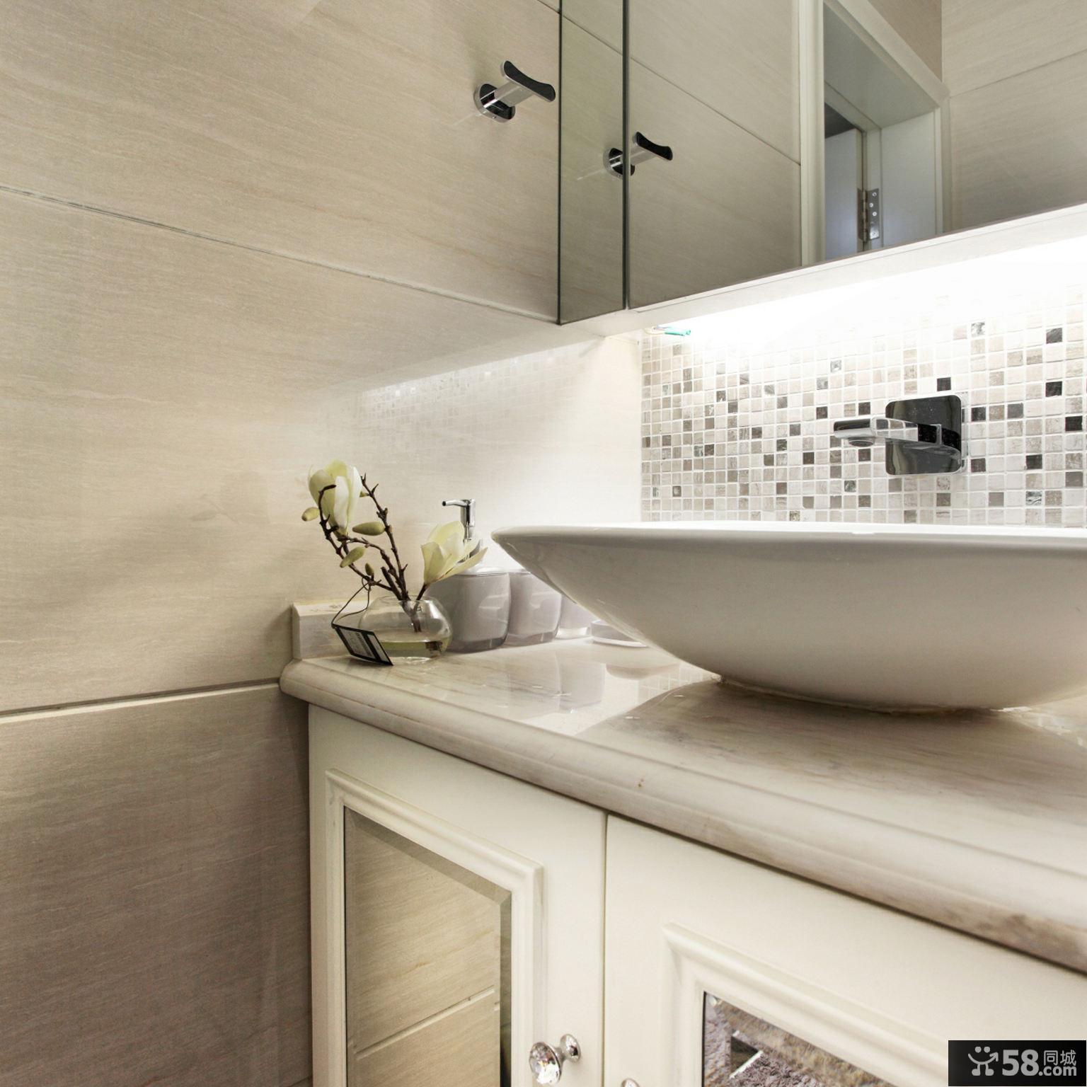 200平米欧式家居设计装修效果图