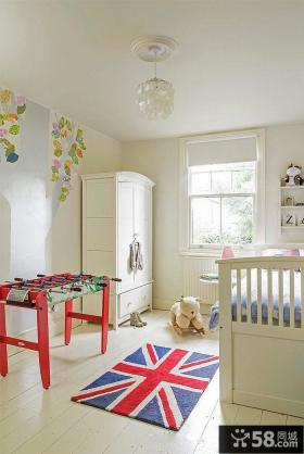 日式儿童房装修设计效果图