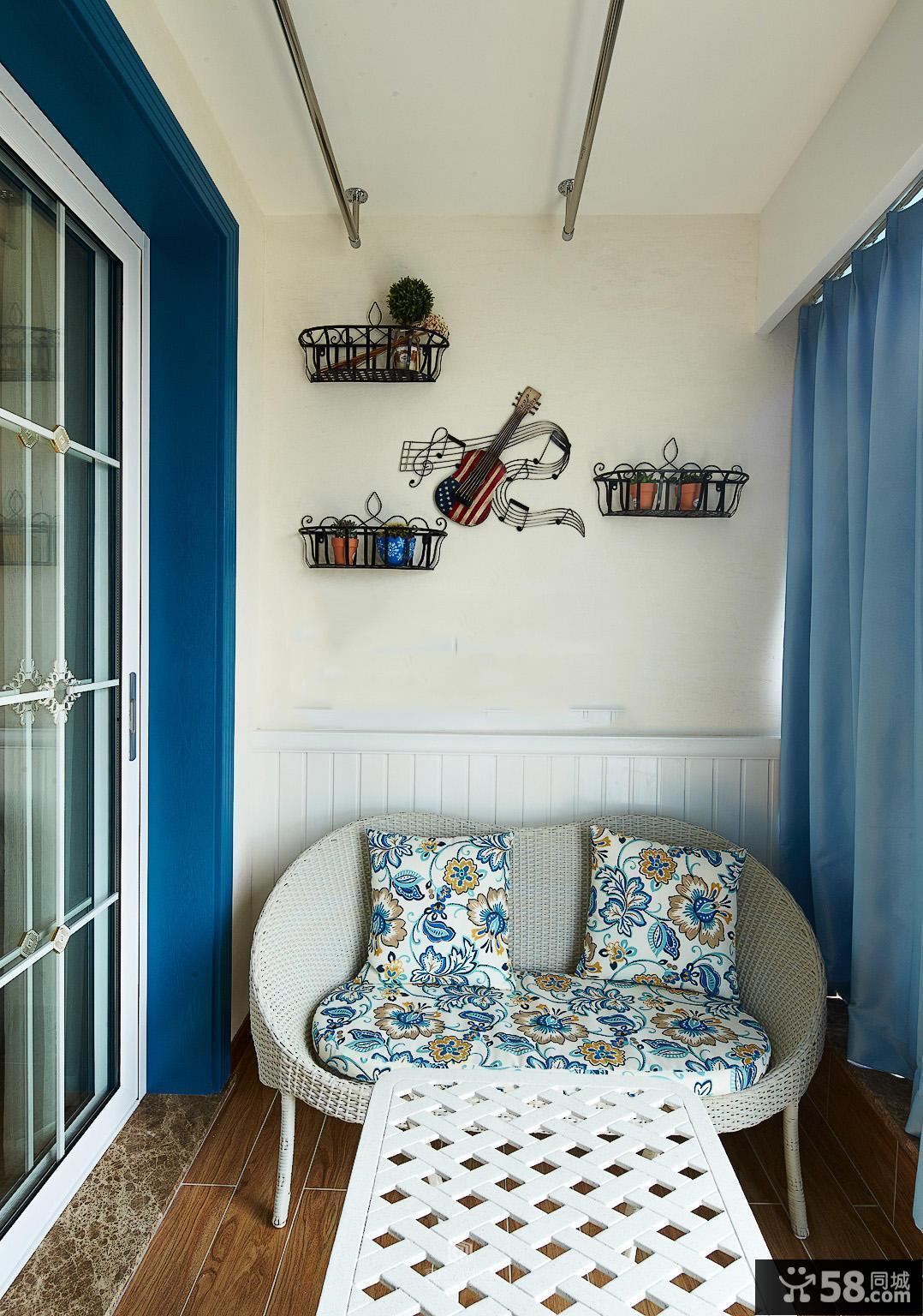 书房飘窗装修图片