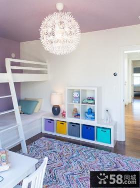 家装儿童房设计效果图大全