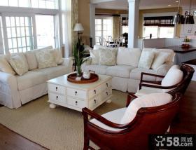 2013欧式客厅沙发效果图