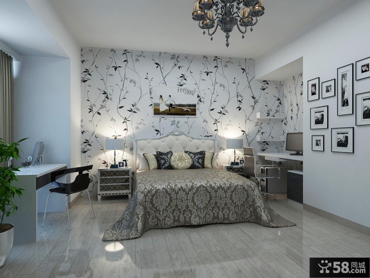 别墅复式楼客厅装修效果图