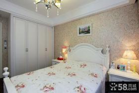古典欧式130平米四居室欣赏大全