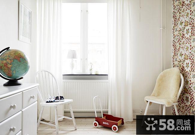 小户型简约卧室装修