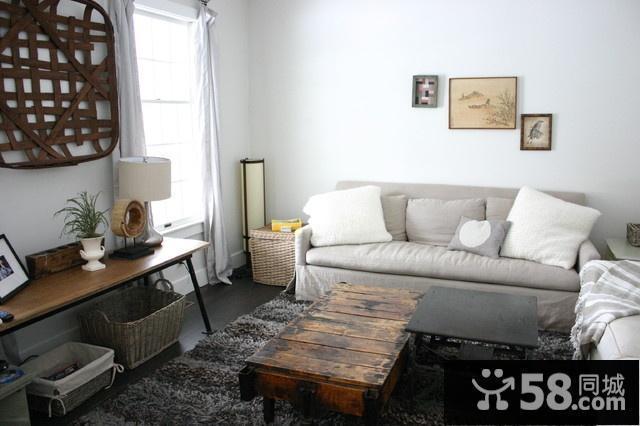 客厅电视墙的图片