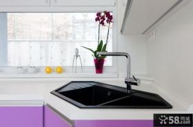 厨房水龙头图片
