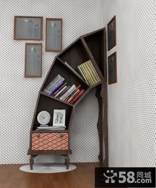 现代简约小户型客厅背景墙