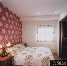 混搭风格8平米装修卧室图片