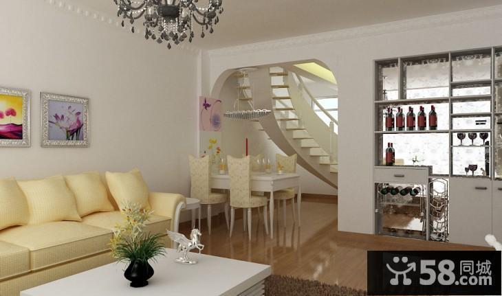 欧式家装效果图卧室