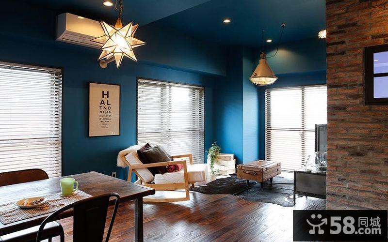 日式卧室设计效果图