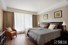 美式卧室家装设计