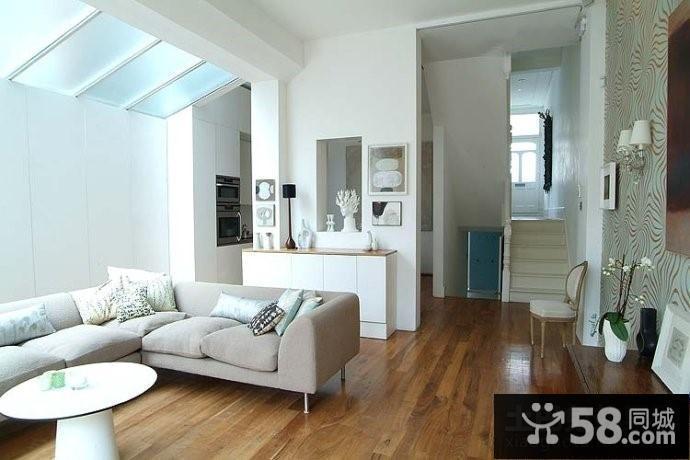 现代欧式装修卧室