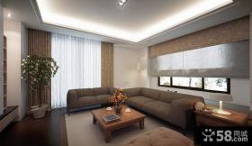 宜家风格二居室装饰设计图片