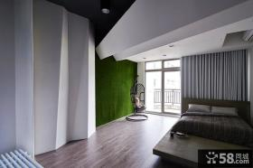 现代摩登三居大宅自由设计