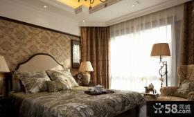 2014美式卧室装修效果图欣赏大全