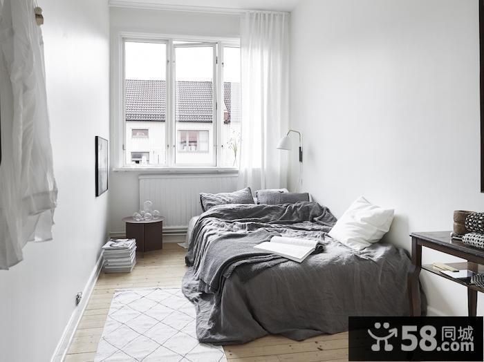 欧式卧室样板间